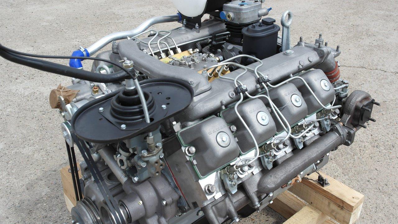 Замена силового агрегата грузового автомобиля