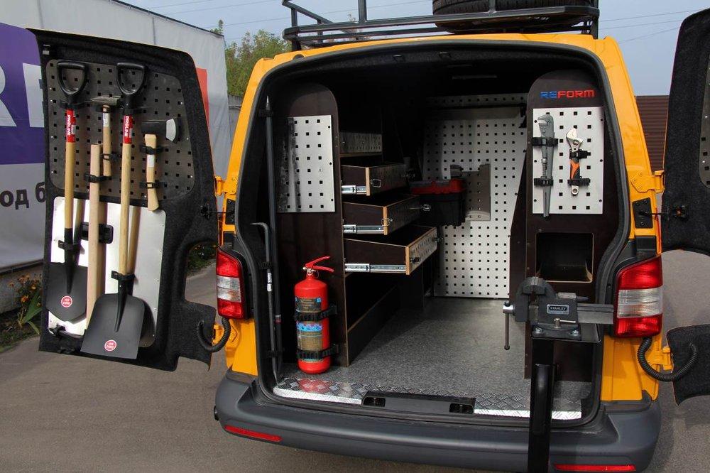 Установка специального и специализированого оборудования